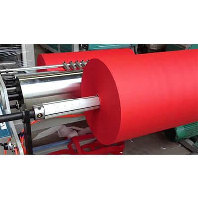 Fabric-Rewinder-Machine