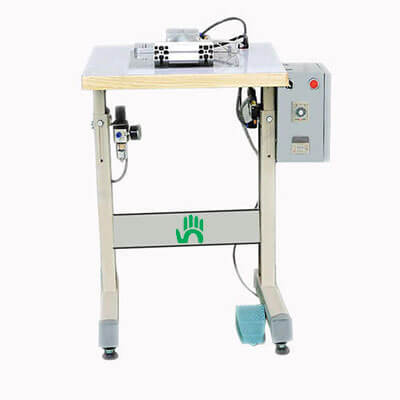 Cup and N95 Mask Nose Clip Fixing Machine Manufacturers in India