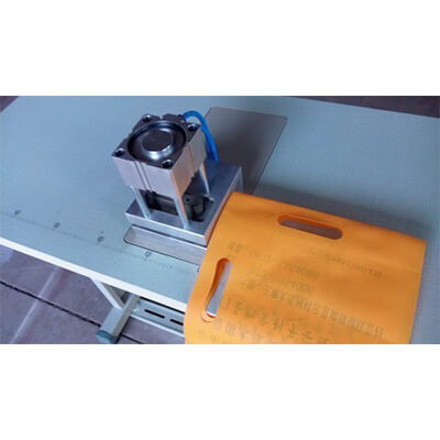 Handle D Cut Punching Machine at Low Price