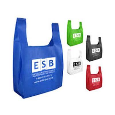 Hydraulic Handle Punching Shopping Bags
