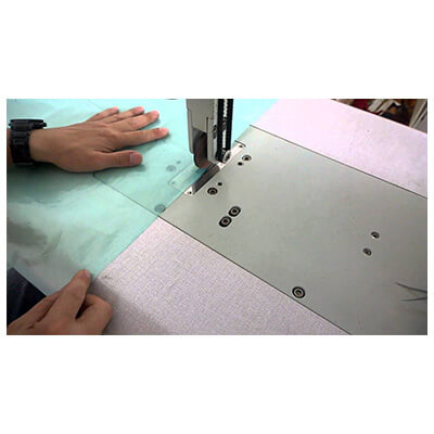 Ultrasonic Non Woven Fabrics Bag Sealing Machines