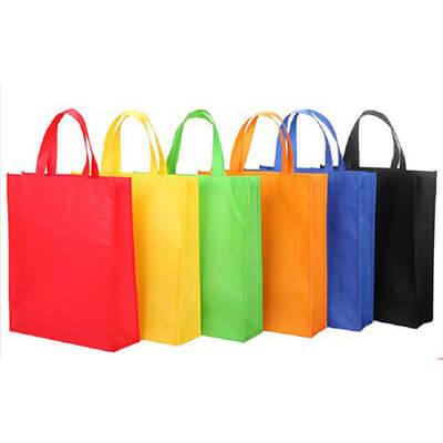 Non-Woven-Loop-Handle-Bag