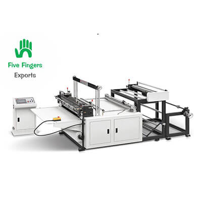 Non Woven Fabric Roll Slitting Machine Manufacturers in India