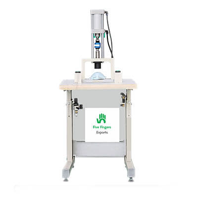 Face Mask Respirator Valve Fixing Machine