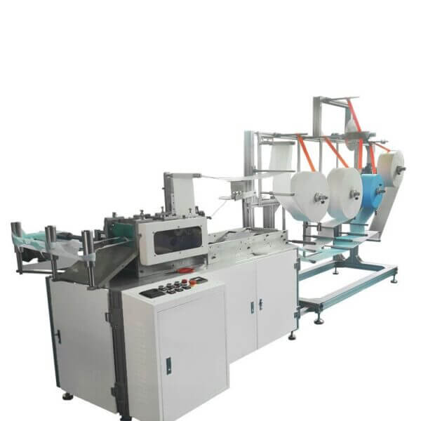 Automatic N95 Face Mask Making Machine Manufacturers in India