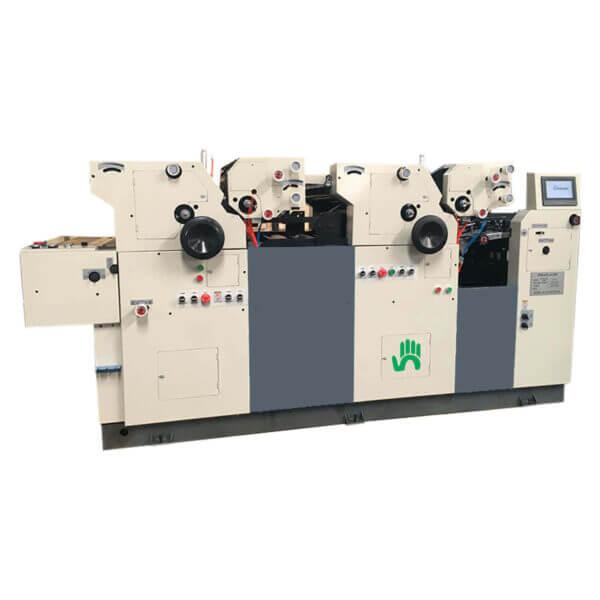 Four Color Offset Satellite Printing Machine Price in India