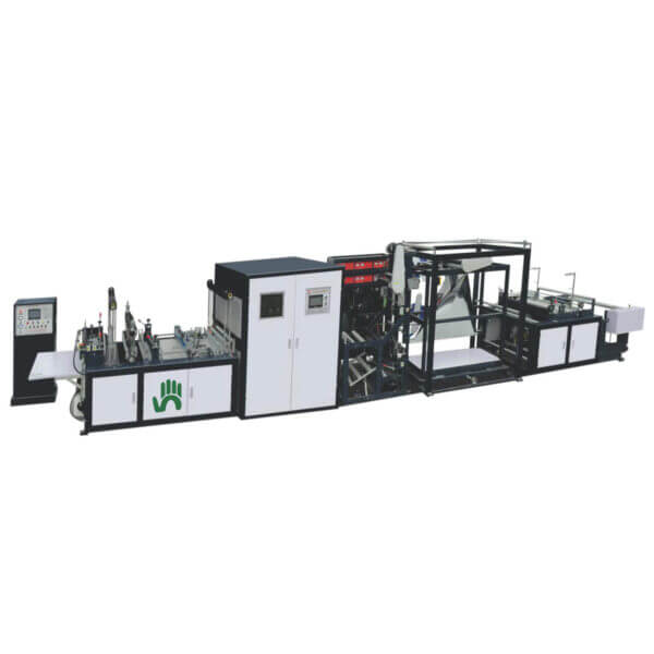 Automatic Non Woven Box Bag Making Machine Manufacturers
