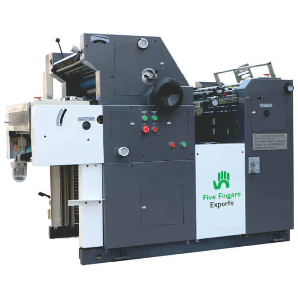 Single Color Offset Printing Machine Price in India
