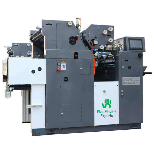 Two Color Offset Printing Machine Suppliers