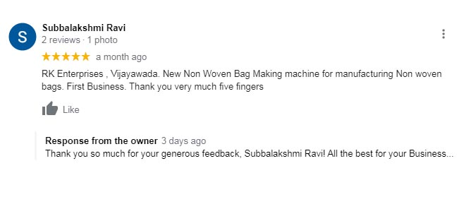 nonwoven-machine-review-by-client