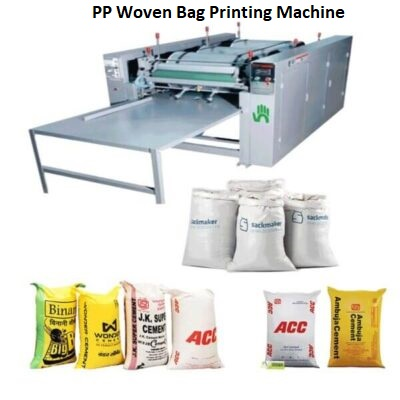 bag printing machine manufacturer in India