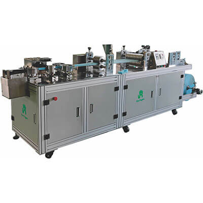 low cost bouffant cap making machine in India