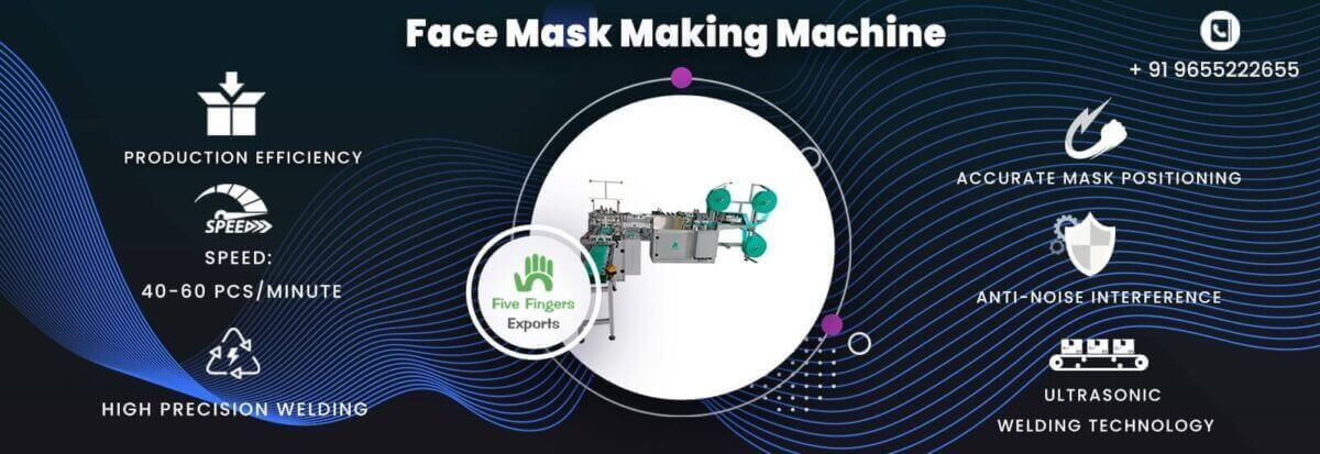 face-mask-making-machine price in-India