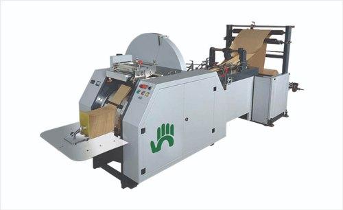 paper bag making machine price in india