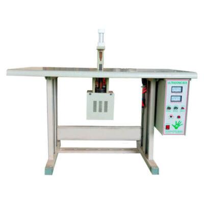 semi automatic non woven bag making machine supplier in India