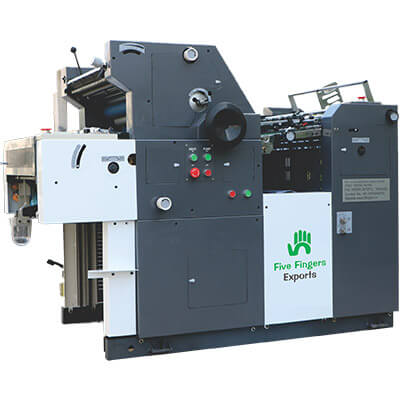 single color offset printing machine manufacturers