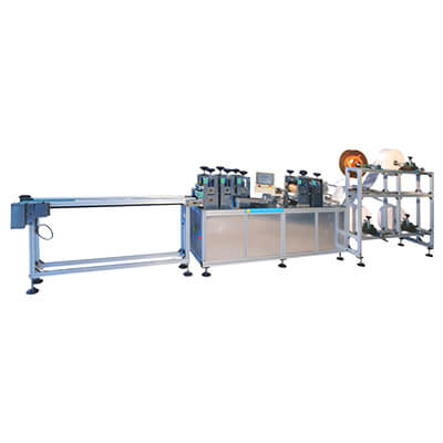 surgical blank face mask making machine price in india